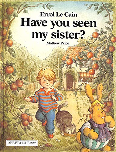 9780862726034: Have You Seen My Sister? (Picture Books)