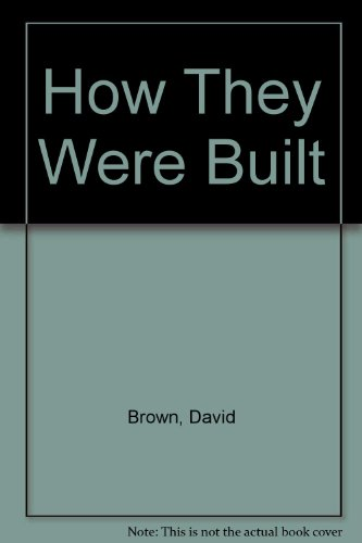 9780862727604: How They Were Built