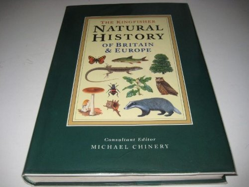9780862727741: The Natural History of Britain and Europe