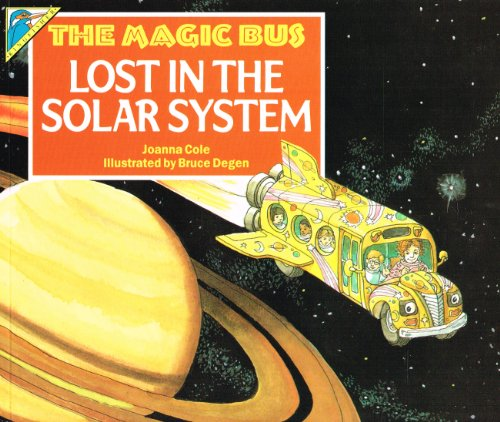 9780862728670: Lost in the Solar System (Magic Bus)