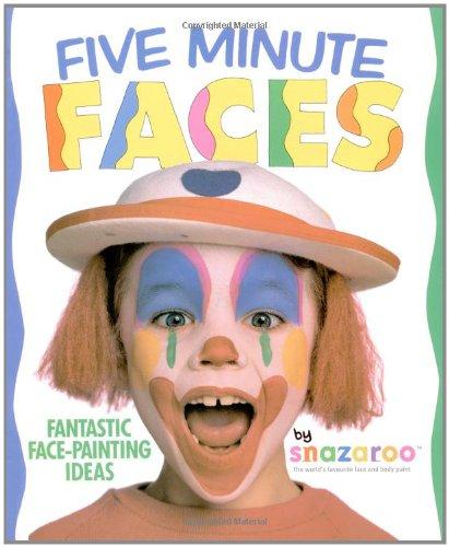 9780862729028: Five Minute Faces: Fantastic Face-painting Ideas