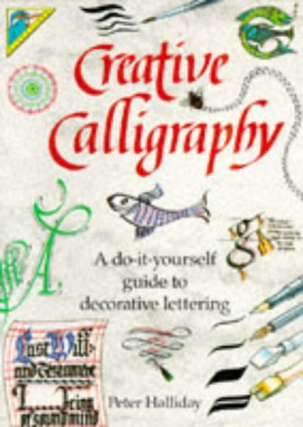 9780862729943: Creative Calligraphy (Out & About Activity Books)