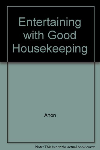 9780862730550: Entertaining with Good Housekeeping