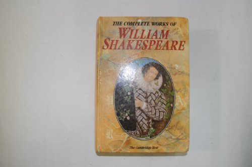 9780862730574: the complete works of william shakespeare
