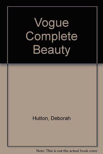 9780862730871: Vogue Complete Beauty
