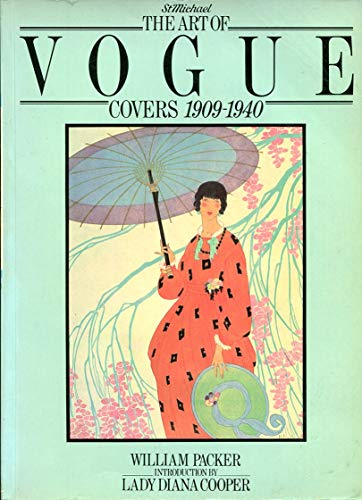 9780862731069: The Art of Vogue Covers 1909-1940, M&S edition, published by Mandarin.