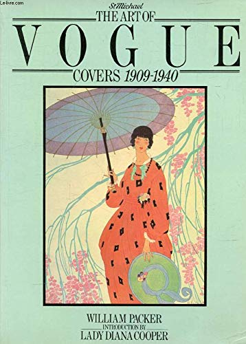 9780862731069: The Art of Vogue Covers 1909-1940