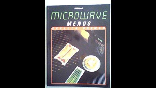 9780862732042: Microwave menus