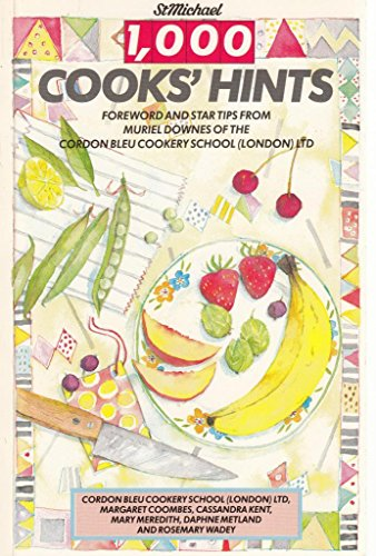 1000 COOKS' HINTS.: Various and The