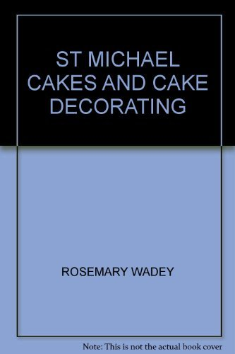 9780862732288: St Michael Cakes and Cake Decorating
