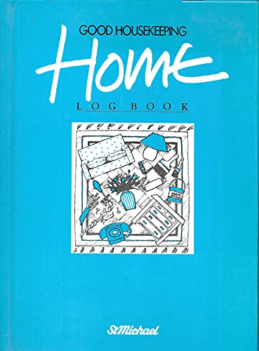 9780862732721: Good Housekeeping Home Log Book