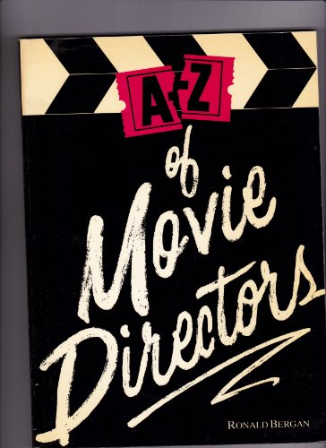 9780862760663: A-Z of Movie Directors