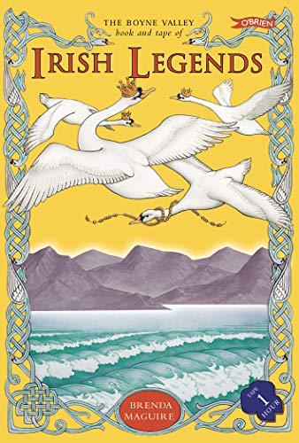 9780862781408: Irish Legends Audio Book