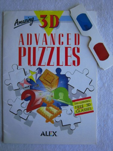 9780862784461: Amazing 3D Advanced Puzzles
