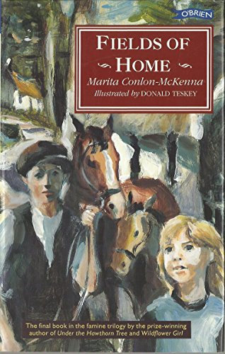 9780862784676: Fields of Home (Children of the Famine)