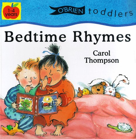 9780862785345: Bedtime Rhymes (O'Brien Toddlers)