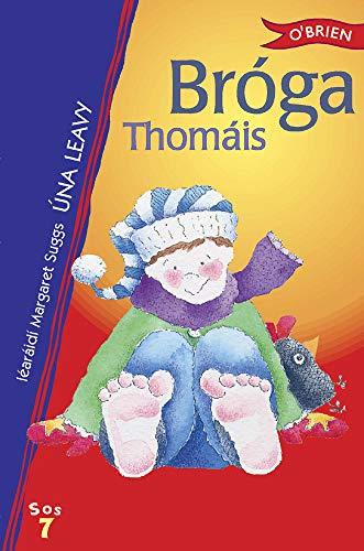 9780862787820: Broga Thomais (Sraith Sos) (Irish Edition)