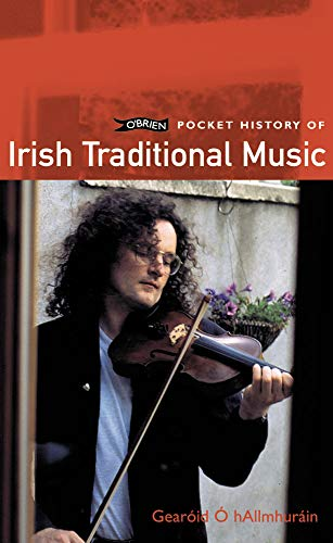 9780862788209: O'Brien Pocket History of Irish Traditional Music (Pocket Books)