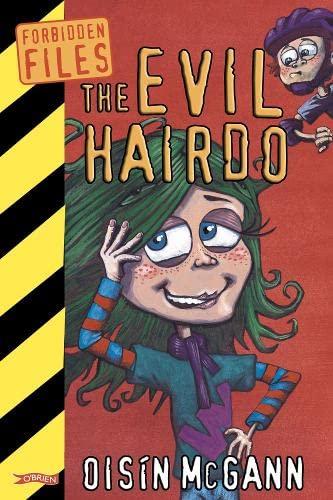 9780862789404: The Evil Hairdo (Forbidden Files)