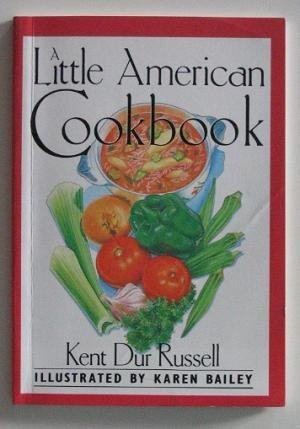 9780862812157: A Little American Cookbook (International Little Cookbooks)