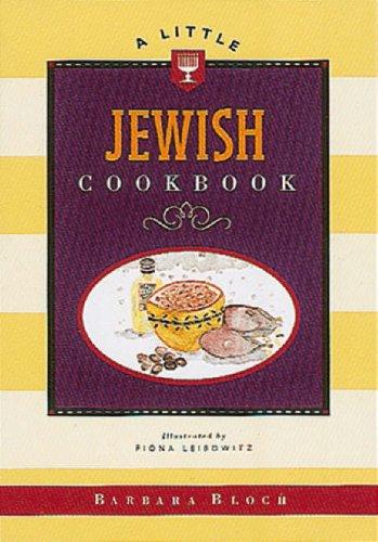 9780862812287: A Little Jewish Cook Book (Little Cookbooks)
