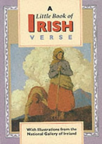 9780862812843: A Little Book of Irish Verse (Poetry with pictures)