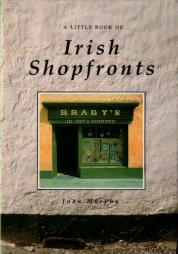 9780862814489: Irish Shopfronts