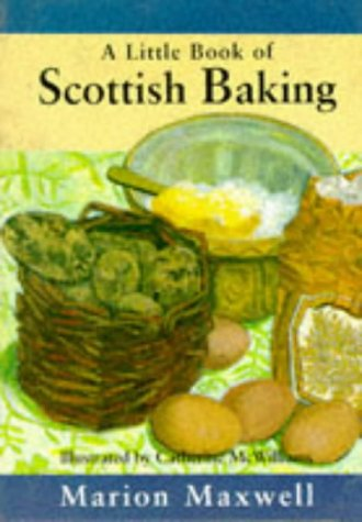 9780862815592: A little book of Scottish baking