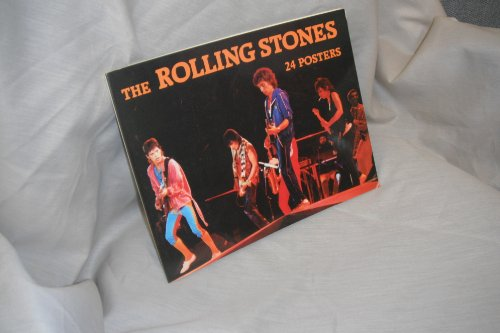 9780862830601: The Rolling Stones : 24 Posters