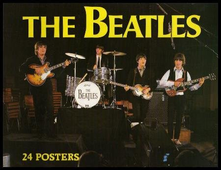 9780862830618: The Beatles - 24 Posters