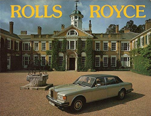 Rolls Royce: George, Introduction No