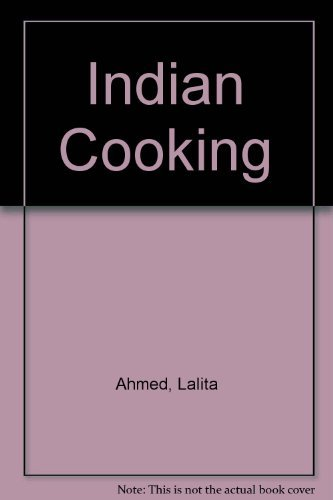 9780862832247: Indian Cooking