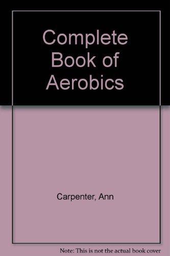 9780862832339: Complete Book of Aerobics