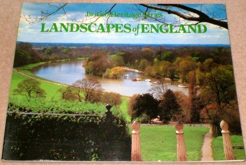 9780862833343: Landscapes of England (British Heritage)