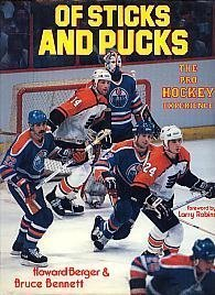 9780862833947: Of Sticks and Pucks : the Pro Hockey Experience