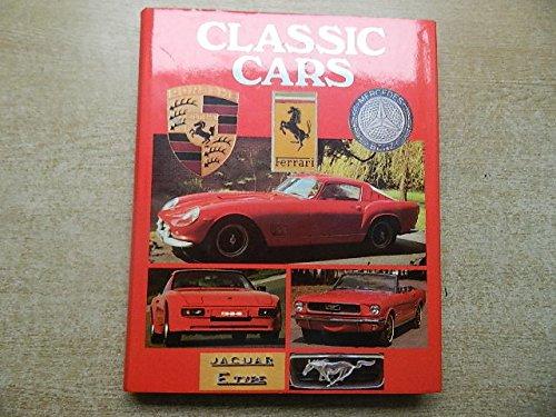 9780862834166: Classic Cars