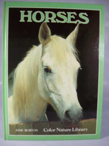 9780862835767: Horses (Colour Nature Library)