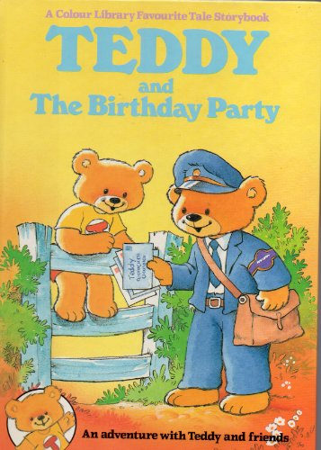 9780862836351: teddy and the birthday party