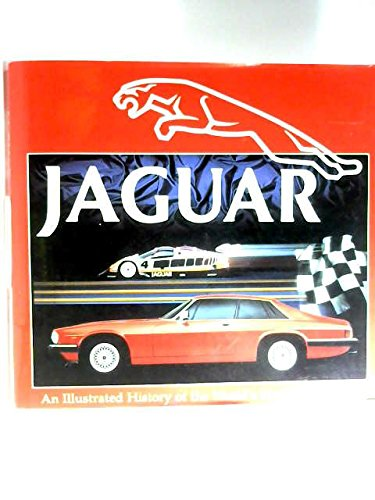 9780862836825: Jaguar: an illustrated History of the world's Most Elegant Car