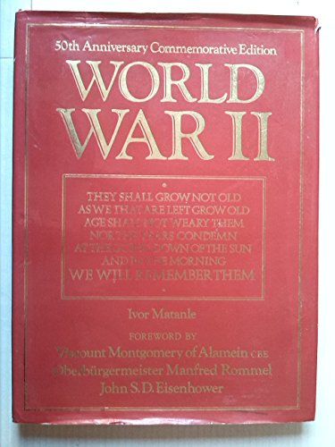9780862836849: World War II: 50th Anniversary Commemorative Edition