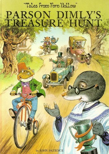 9780862837273: Parson Dimly's Treasure Hunt (