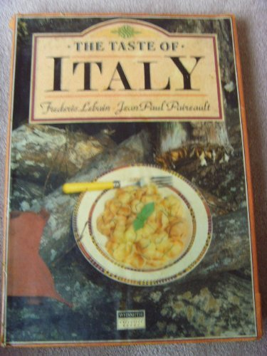 9780862837501: The Taste of Italy