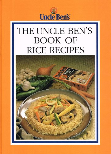 9780862837648: The Uncle Ben's Book of Rice Recipes