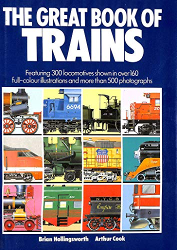 9780862837785: The Great Book of Trains