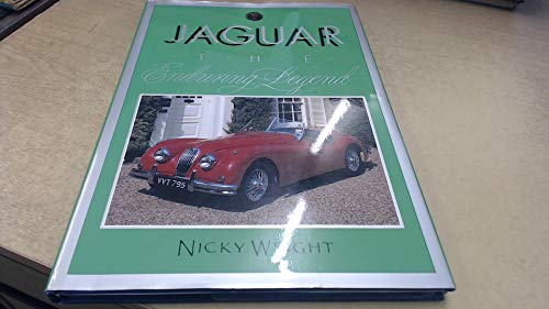 9780862838911: Jaguar the Enduring Legend