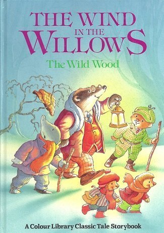 9780862838997: THE WIND IN THE WILLOWS - THE WILD WOOD
