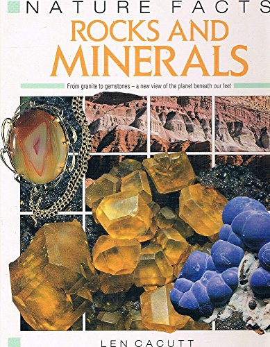 9780862839079: Nature Facts: Rocks and Minerals - From Granite to Gemstones - A New View Of The Planet Beneath Our Feet