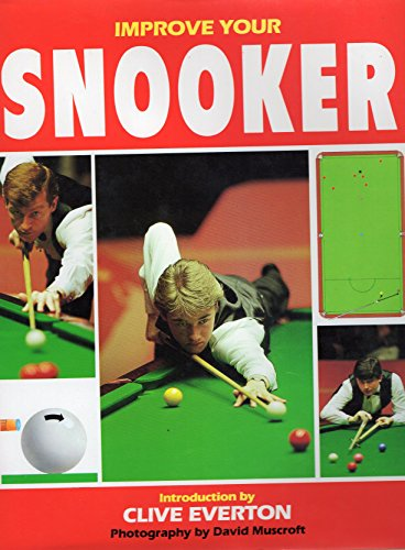 9780862839161: IMPROVE YOUR SNOOKER.