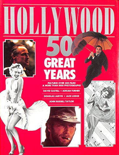 HOLLYWOOD: 50 GREAT YEARS.