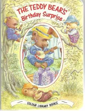 9780862839437: Teddy Bears Birthday Surprise